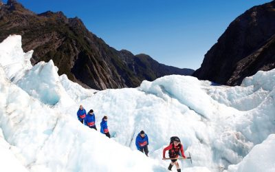 Stories from our backyard: Franz Josef Heli Hike