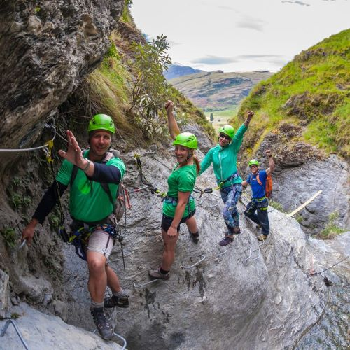 Stories from our backyard: Wildwire Wanaka
