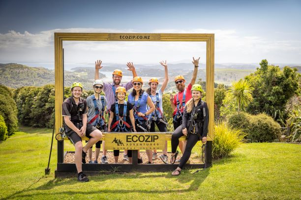 adventure activity near Auckland