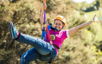 Stories from our backyard: Adventure activity near Auckland