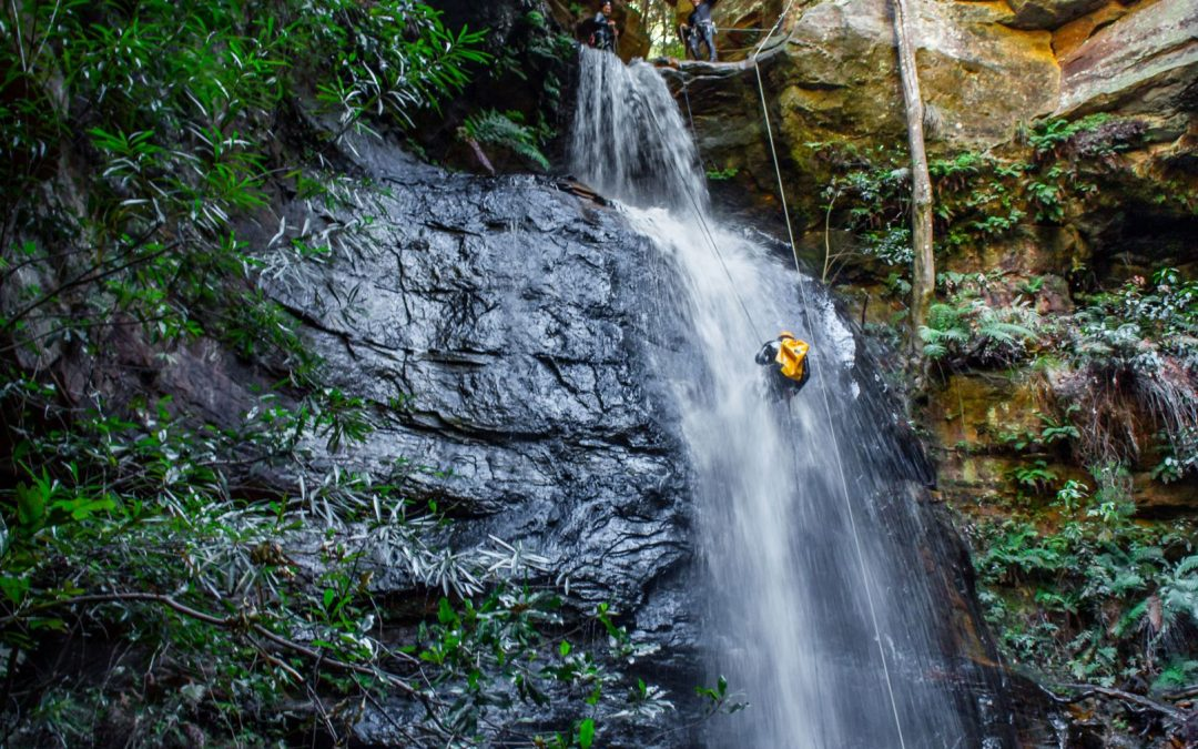 Stories from our backyard: Adventure activities in the Blue Mountains